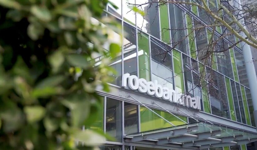 Rosebank Mall Sign