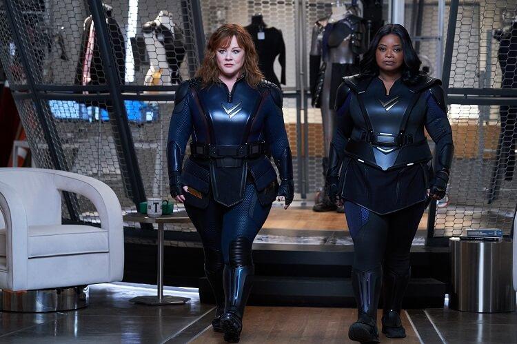 Thunder Force Netflix South Africa