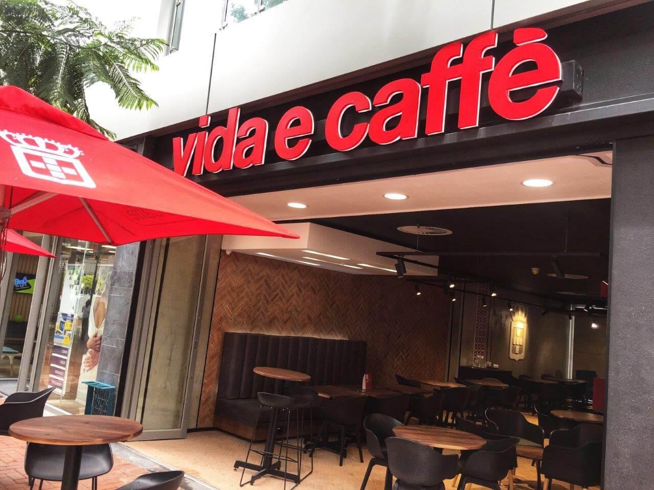 Vida e Cafè Rosebank Mall