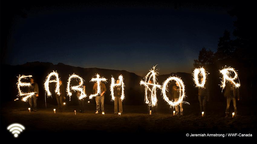 WWF SA Earth Hour