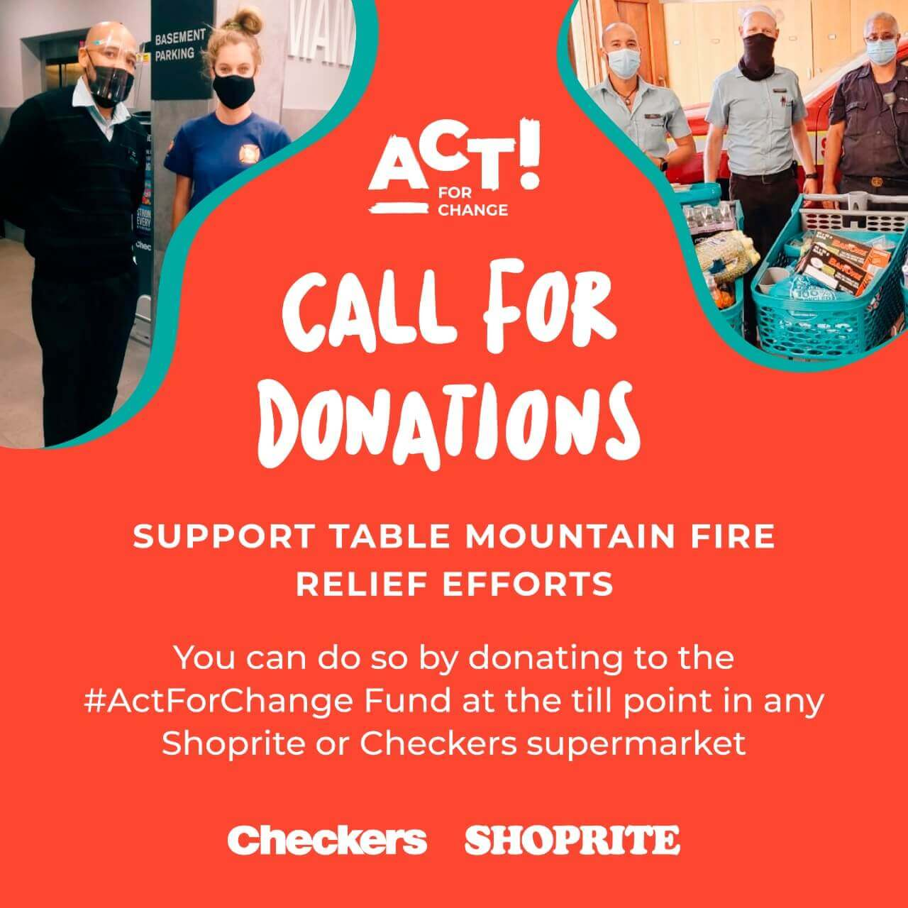 Act For Change Fund