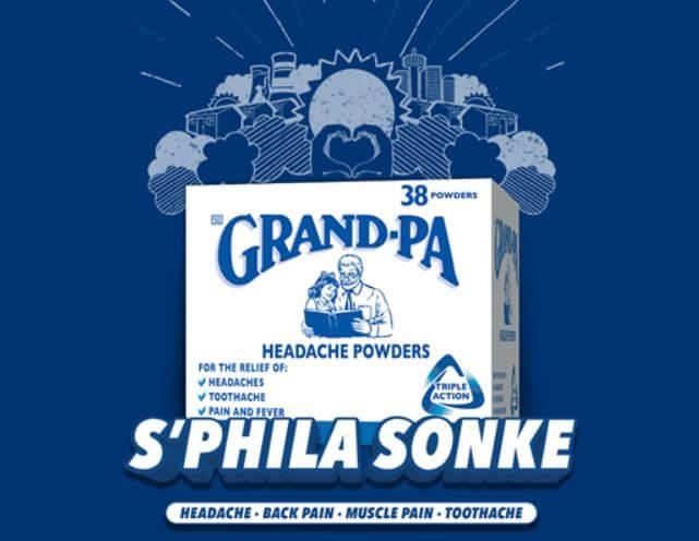 Grand-Pa S'phila Sonke