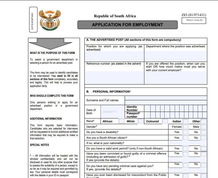 KwaZulu-Natal Department of Health Vacancies