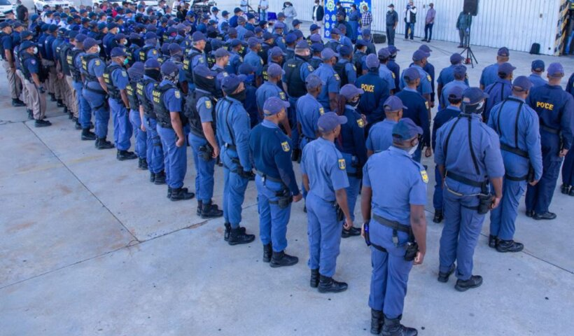SAPS Vacancies