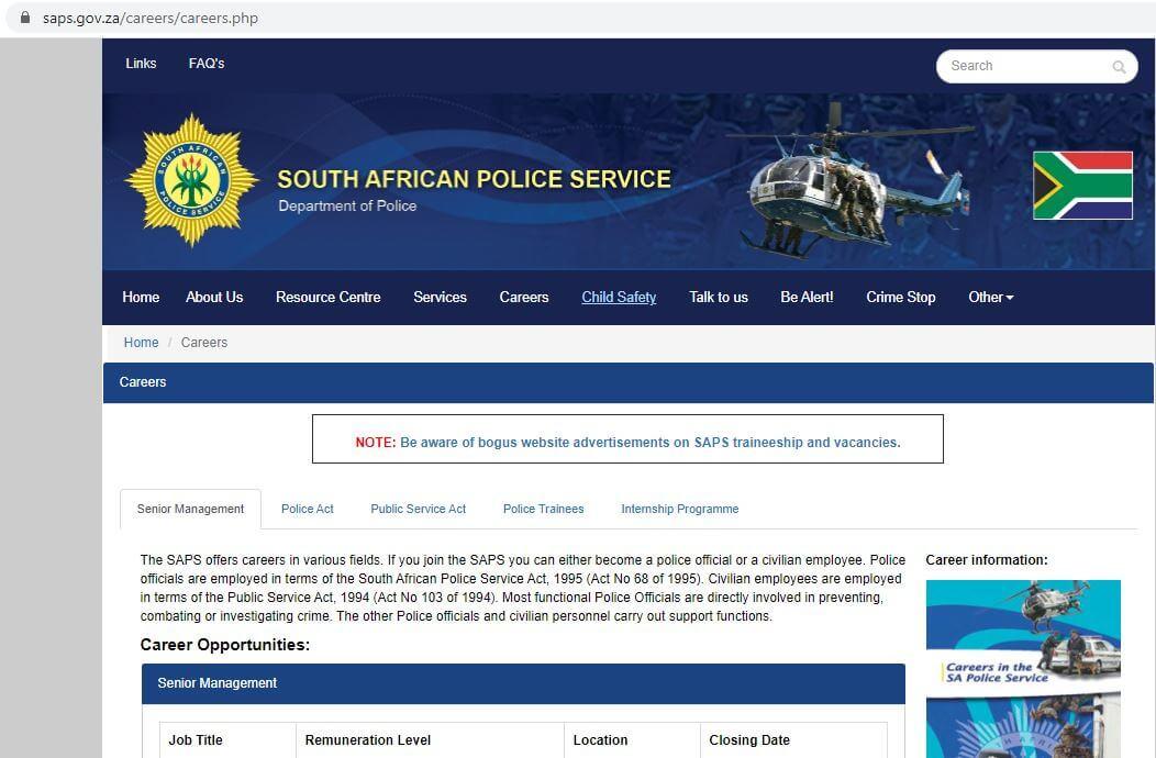 https://www.saps.gov.za/careers/careers.php