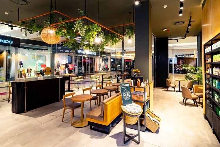 Starbucks Woodlands Mall