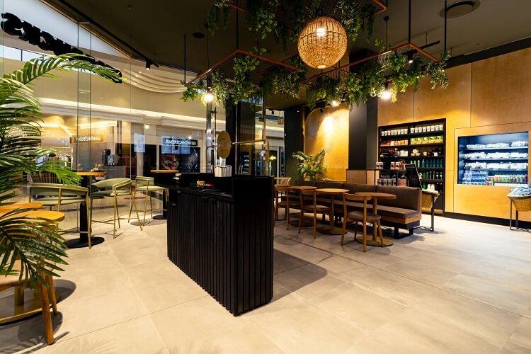 Starbucks Woodlands