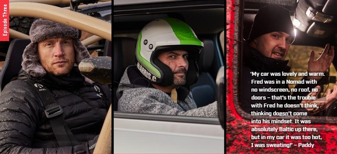 Top Gear Season 30 Episode 3