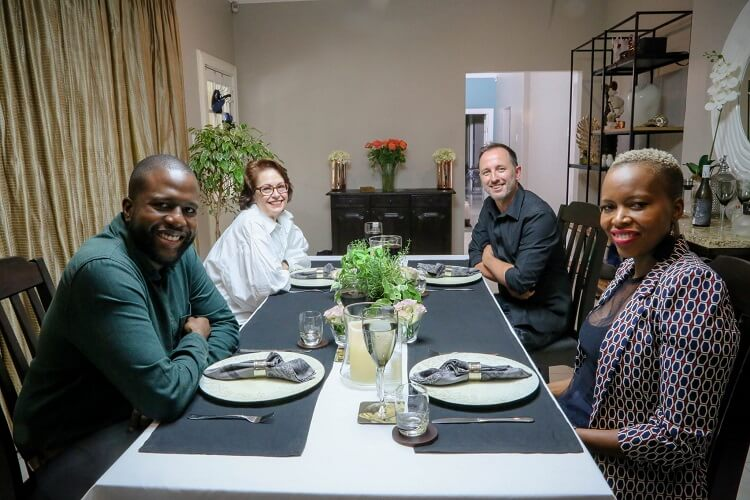 Come Dine with Me Family