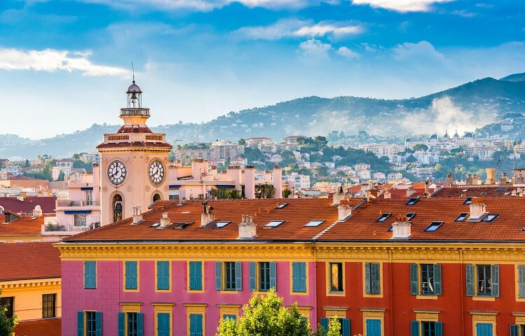 Travel to Nice France