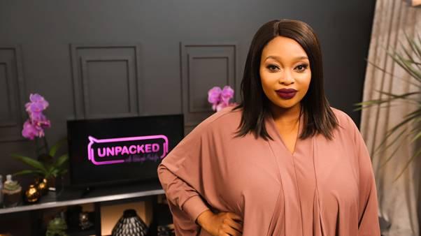 Unpacked with Relebogile Mabotja Season 2