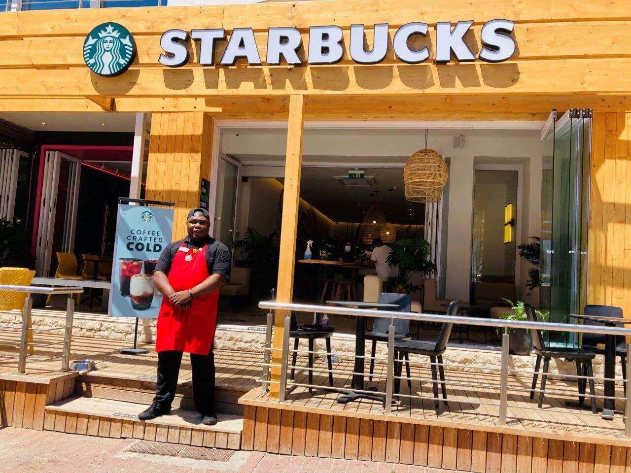 Yummy Starbucks Camps Bay