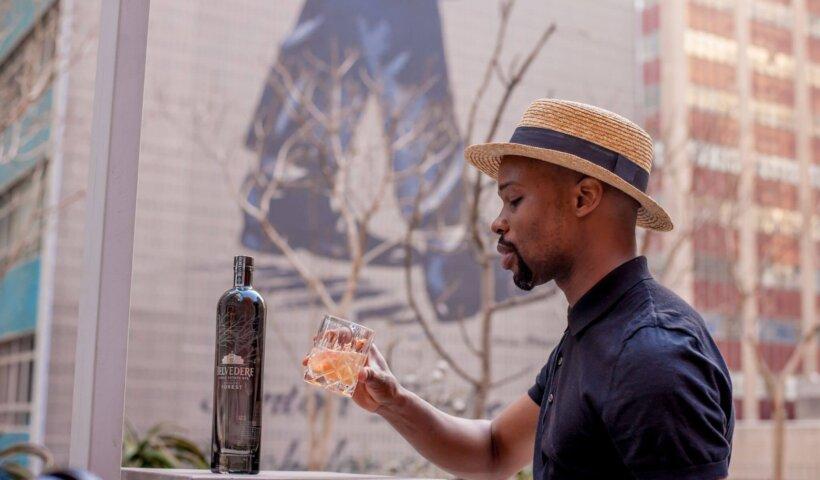 Belvedere Vodka SER - Rye. Water. Character.