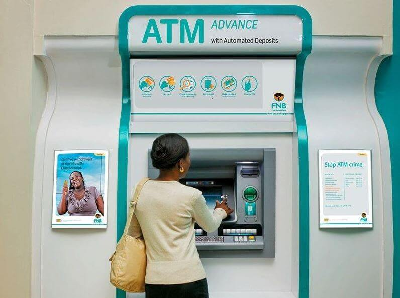FNB ATMs