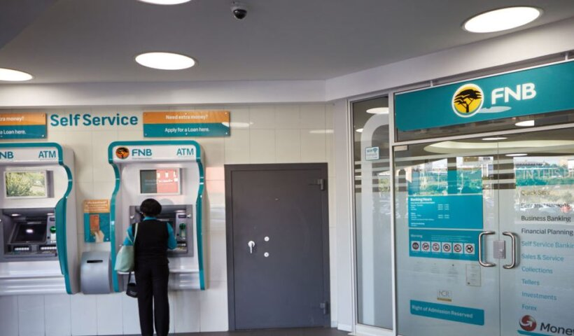 FNB account number