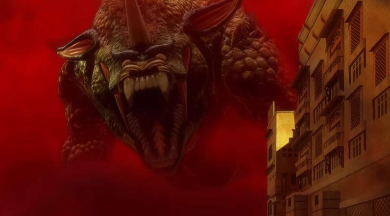 Godzilla Singular Point - Netflix Original Anime