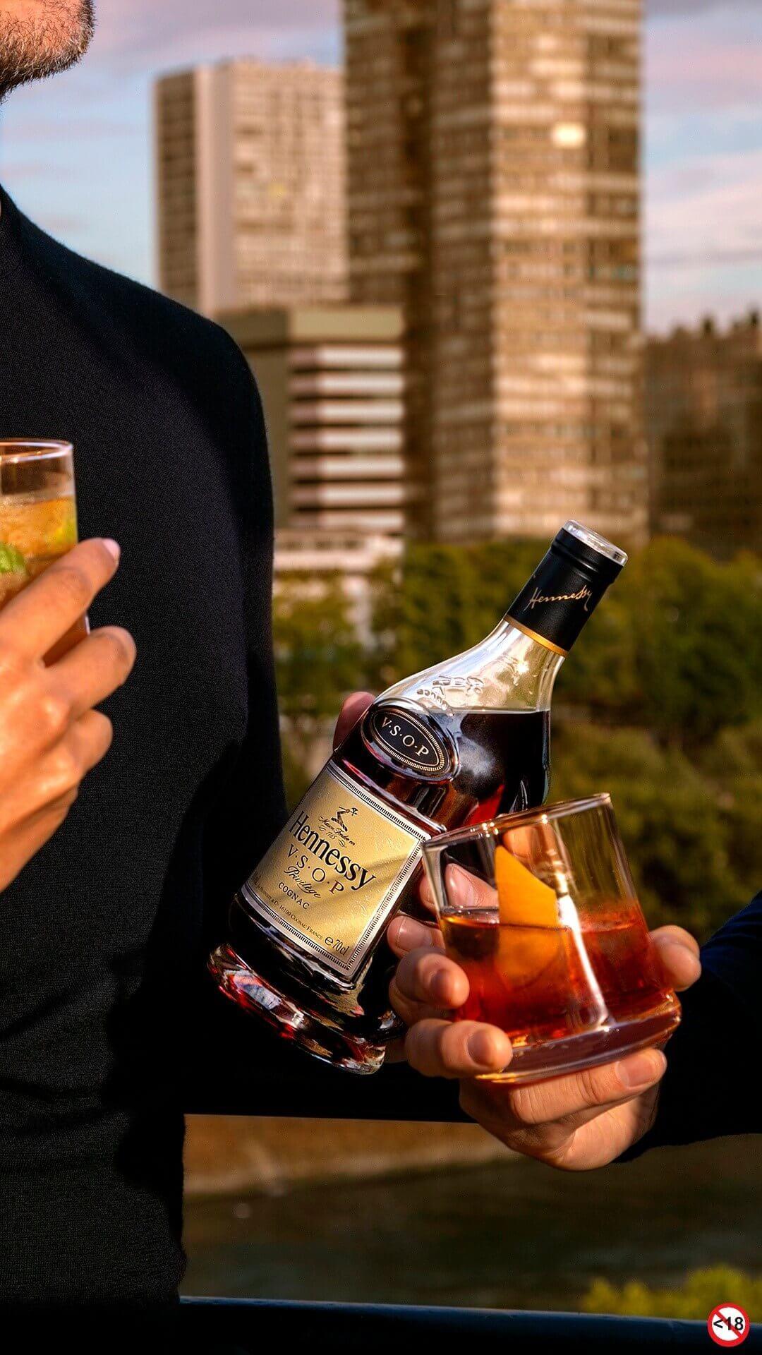Hennessy Cognac V.S.O.P Privilège - The Original VSOP