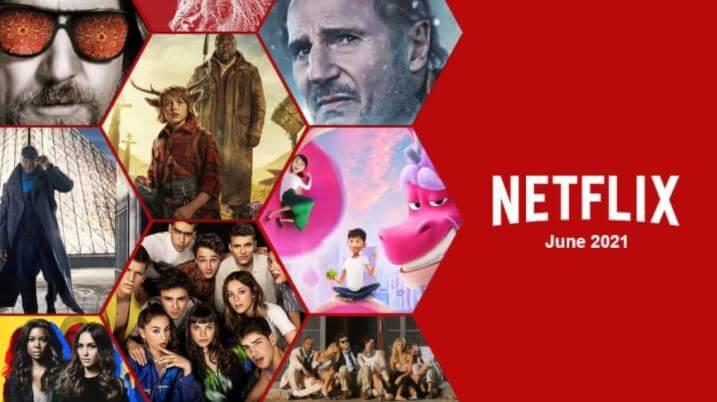 Netflix South Africa June 2021