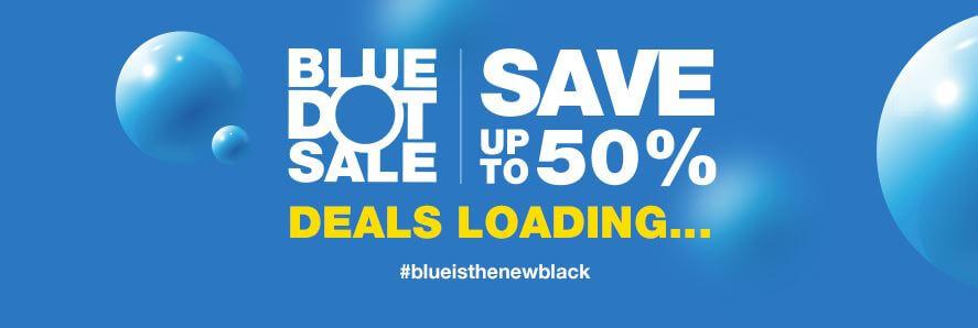 Takealot Blue Dot Sale