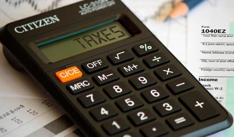 Tax Calculator SA