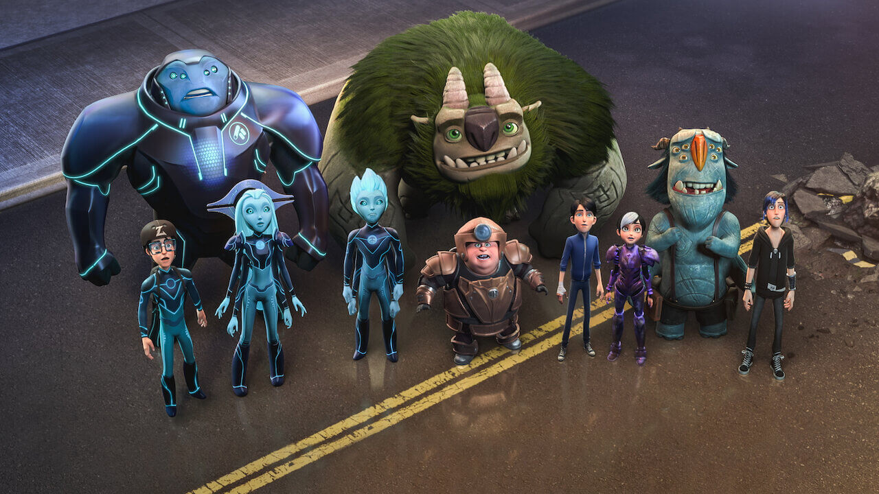 Trollhunters: Rise of the Titans - Netflix Kids & Family