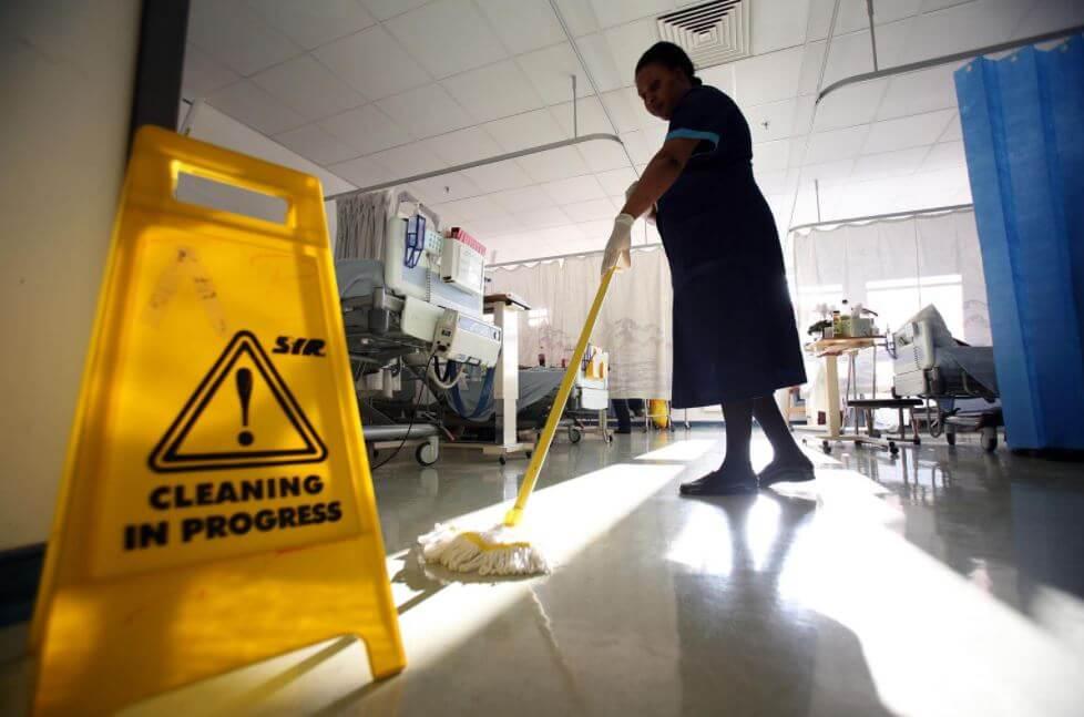 DPSA Cleaners Vacancies