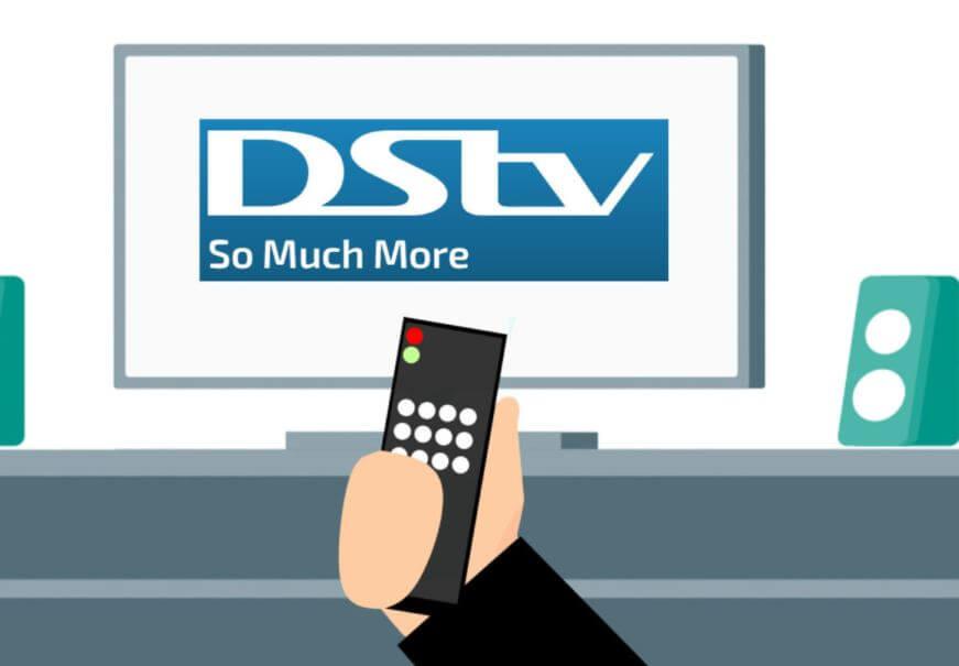 DStv Account Number