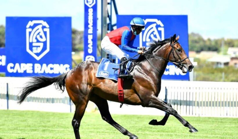 Kommetdieding wins the 2021 Durban July