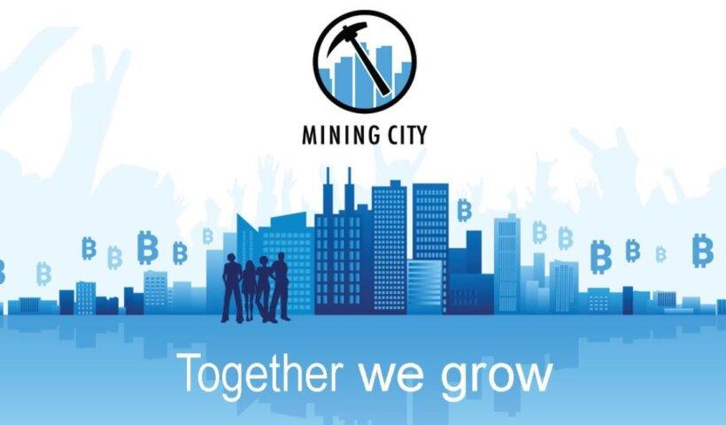 Mining City Login