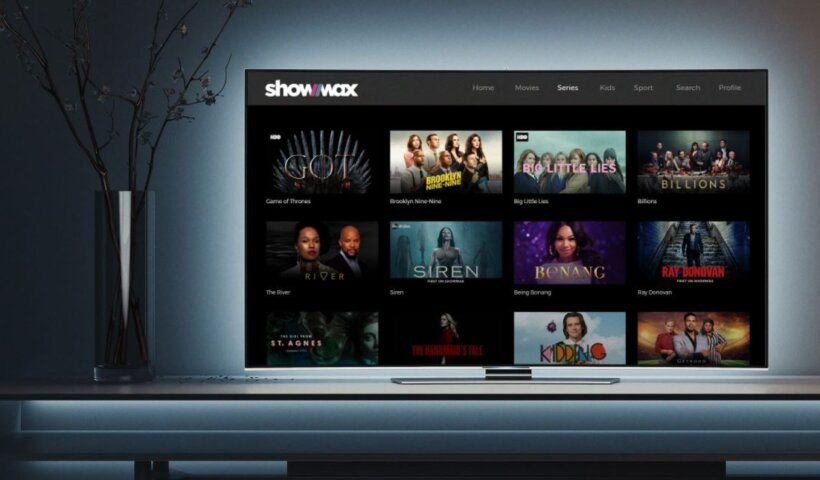 Showmax Sign Up