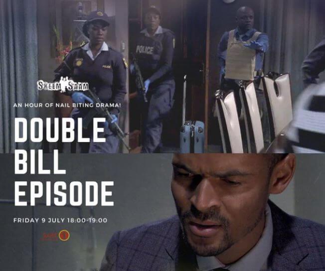 Skeem Saam Double Bill Episode