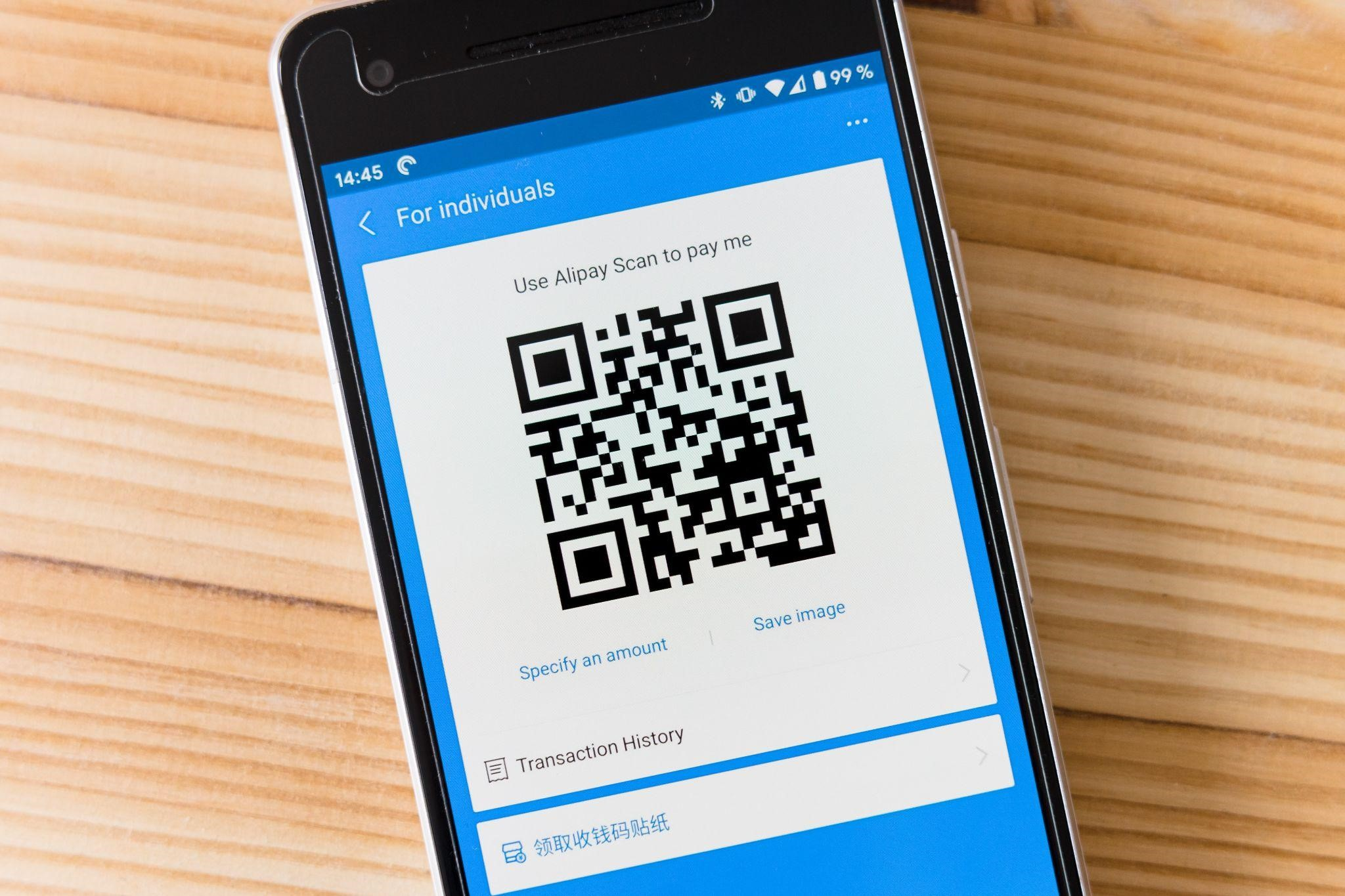 Zapper Scan to Pay