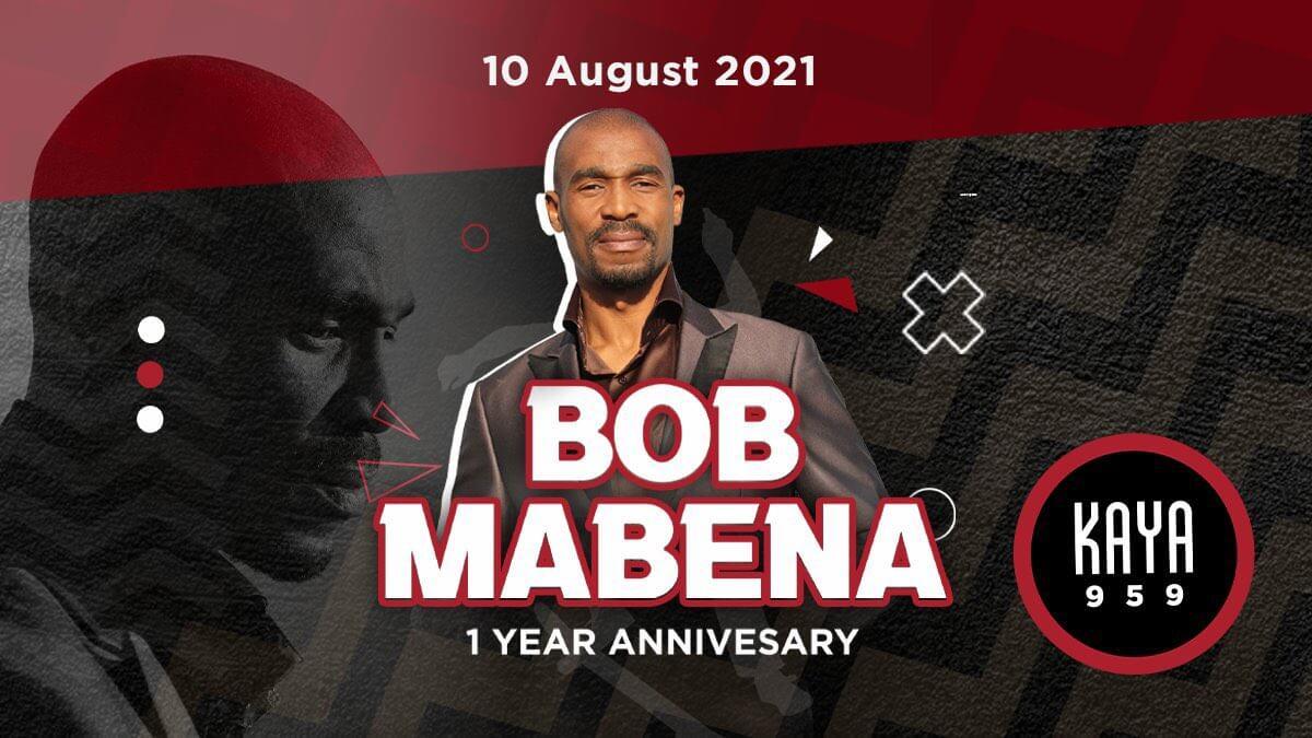 Bob Mabena The Jammer
