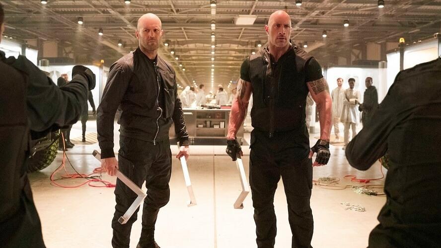 Fast & Furious Presents Hobbs & Shaw Netflix
