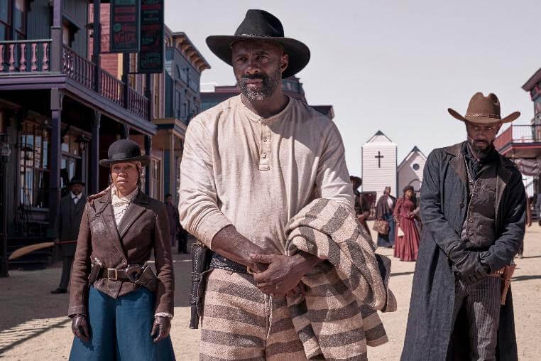 Idris Elba western The Harder They Fall Netflix