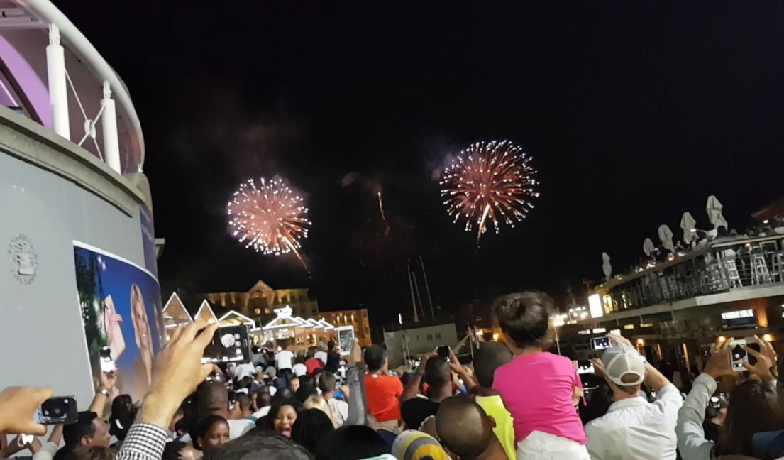 New Year's Eve in South Africa