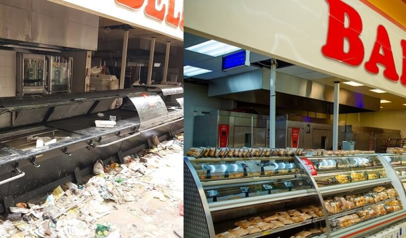 Shoprite Meadowlands in Soweto is one 89 stores re-opened in the past three weeks
