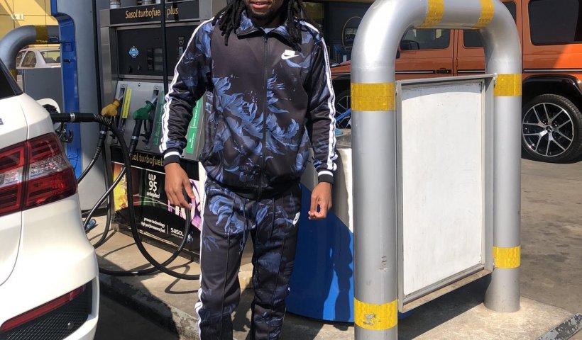 Siphiwe Tshabalala fuel