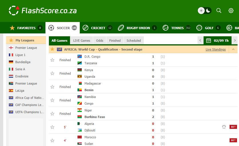 Flashscore-Mobile-South-Africa