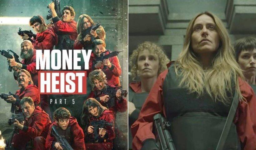 Netflix Money Heist Season 5 South Africa