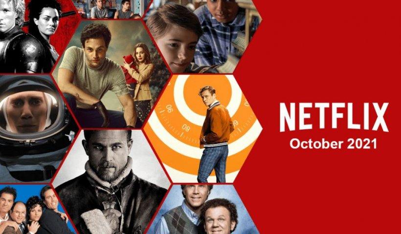 Netflix South Africa October 2021