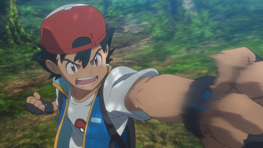 'Pokémon The Movie Secrets Of The Jungle'