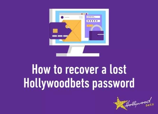 Reset Hollywood Login Password