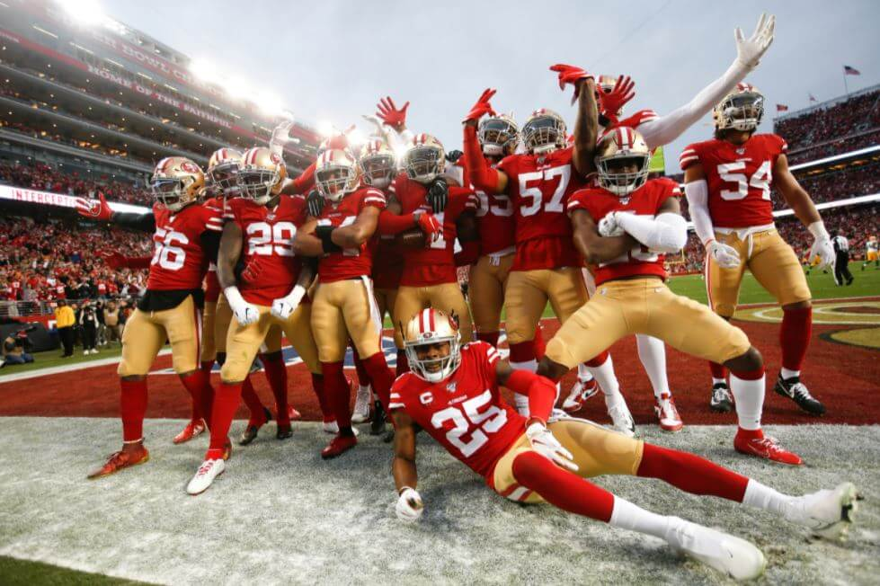 San Francisco 49ers South Africa