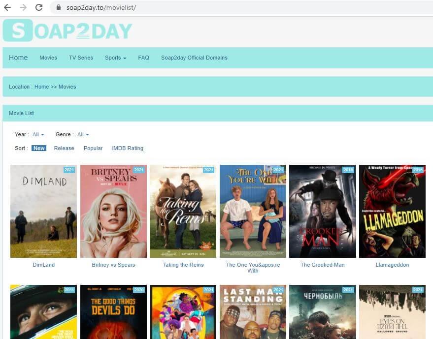 Soap2day Downloader