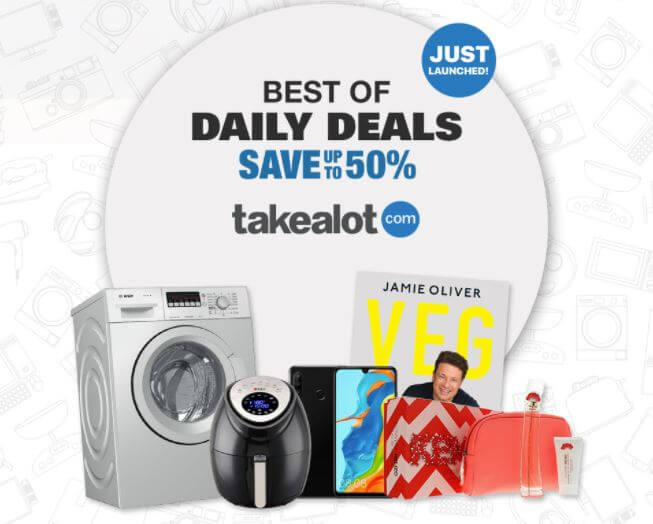 Takealot Daily Deals South Africa