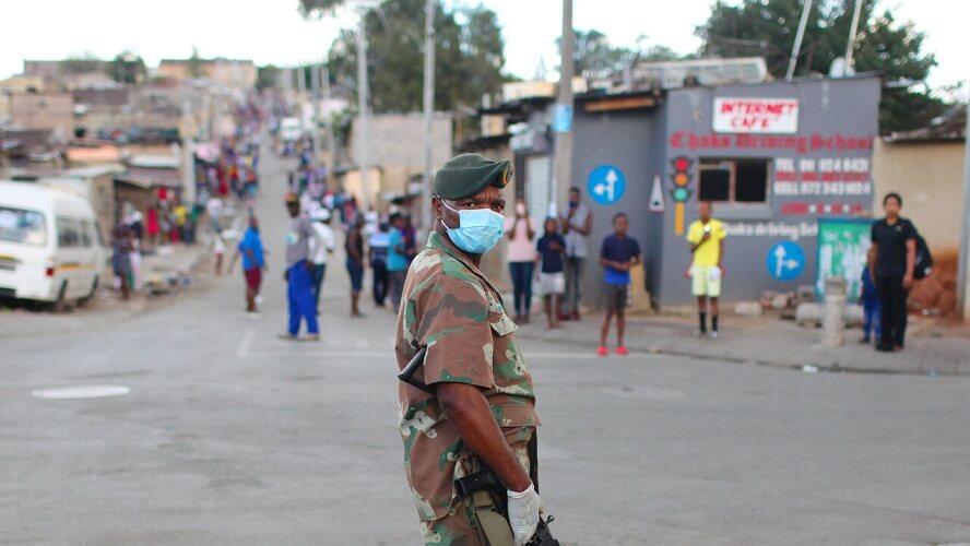 United Apart SA – Lockdown Remembered