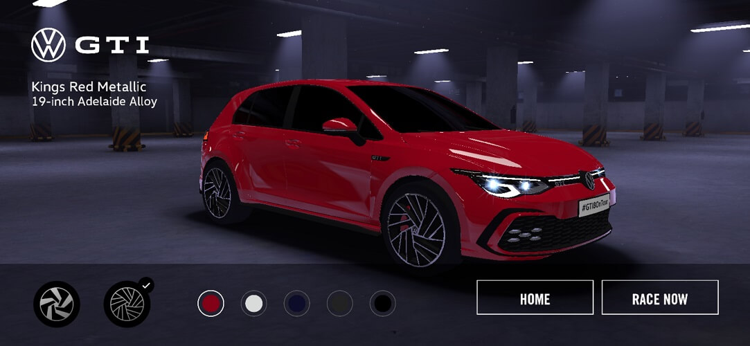 Volkswagen new GOLF GTI